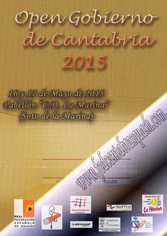 Open Gobierno de Cantabria 2015