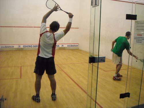 Reto retro squash Cantabria 2