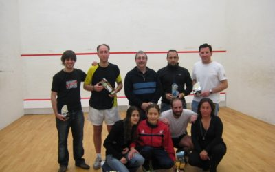 Reto retro squash Cantabria 1